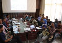 Peserta-Juri City Branding Gayeng saat Tecnical Meeting